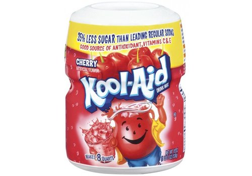 Kool Aid Cherry, 539g