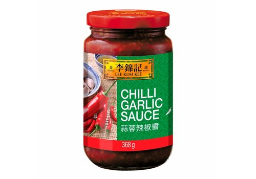 Lee Kum Kee Chilli Garlic Sauce, 368g