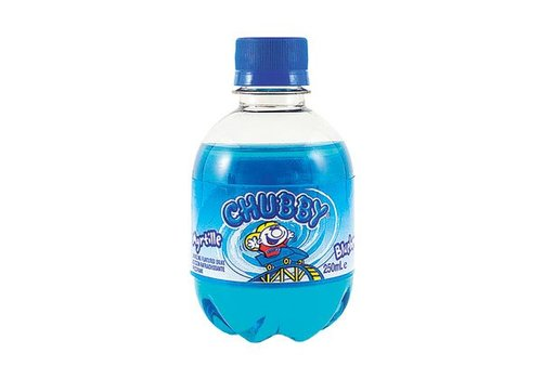 Chubby Blueberry, 250ml