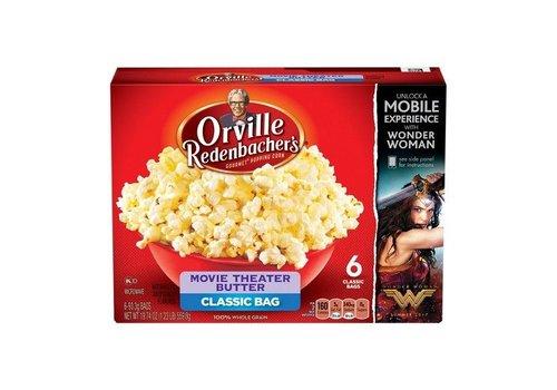 Orville Redenbacher's Movie Theater Butter Pop Up Bowl, 247g