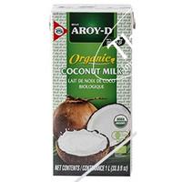 Biologische Kokosmelk, 1 Liter