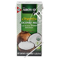 Organic Coconut Milk, 1L