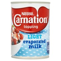 Light Evaporated Milk, 410g