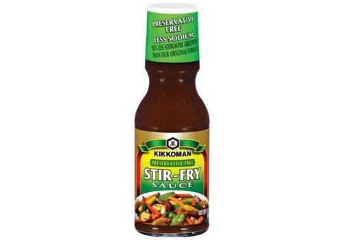 Kikkoman Stir Fry Sauce, 355ml