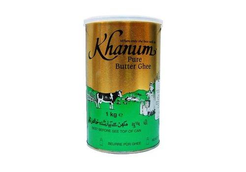 Khanum Pure Butter Ghee, 1kg