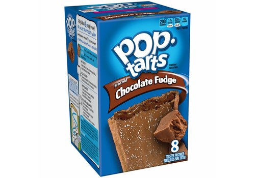 Kellogg's Pop-Tarts Chocolate Fudge Frost, 397g