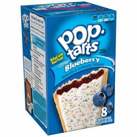 Pop Tarts Blueberry Frost, 397g