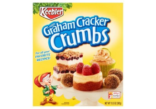 Keebler Graham Cracker Crumbs, 382g