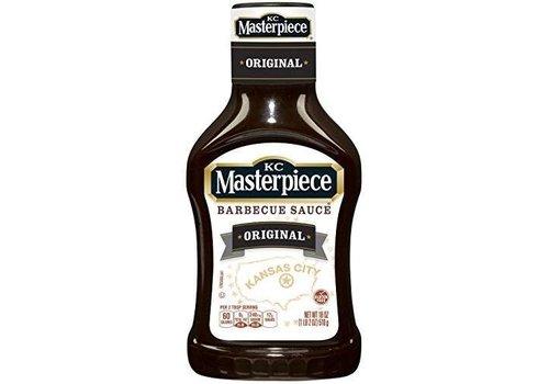 KC Masterpiece Original BBQ Sauce, 510g