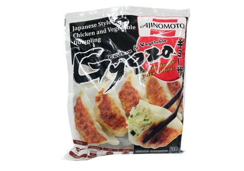 Ajinomoto Gyoza Chicken & Vegetables