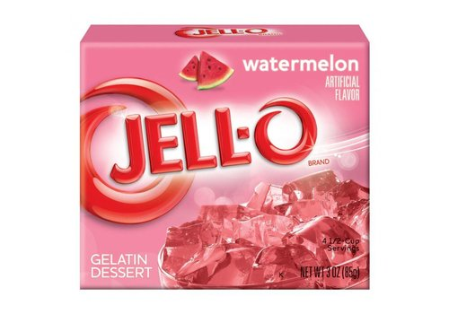 Jello Watermelon, 85g