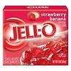 Jello Strawberry Banana, 85g