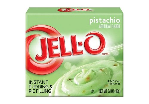 Jello Pistachio Pudding, 96g