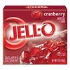Jello Cranberry Gelatin, 85g