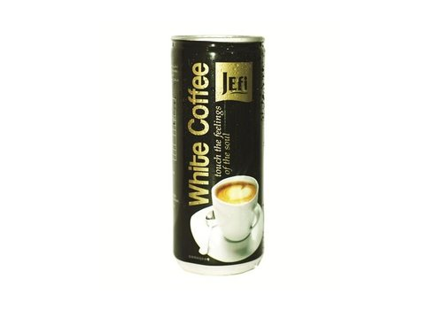 Jefi White Coffee, 240ml