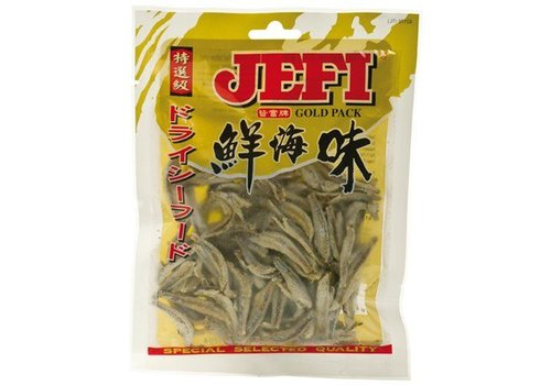 Jefi Dried Anchovy (Headless), 100g