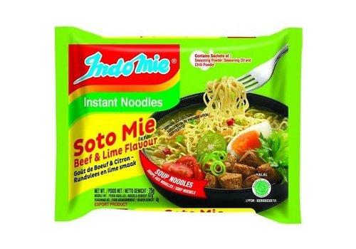 Indomie Instant Noodles Soto Mie, 80g