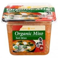 Biologische Rode Miso Pasta, 500g