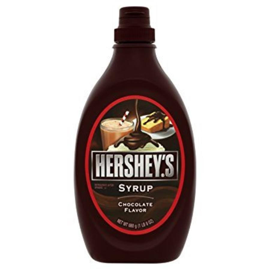 Chocolate Syrup, 680g