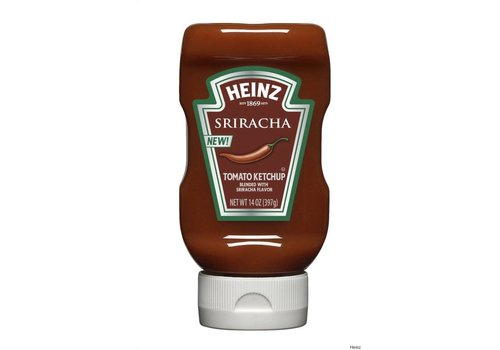 Heinz Tabasco Ketchup, 397g
