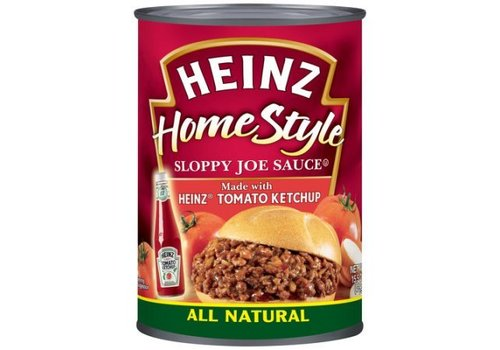 Heinz Sloppy Joe Sauce, 439g