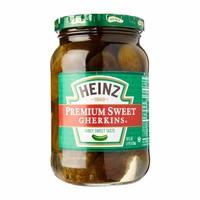 Premium Sweet Gherkins, 473ml