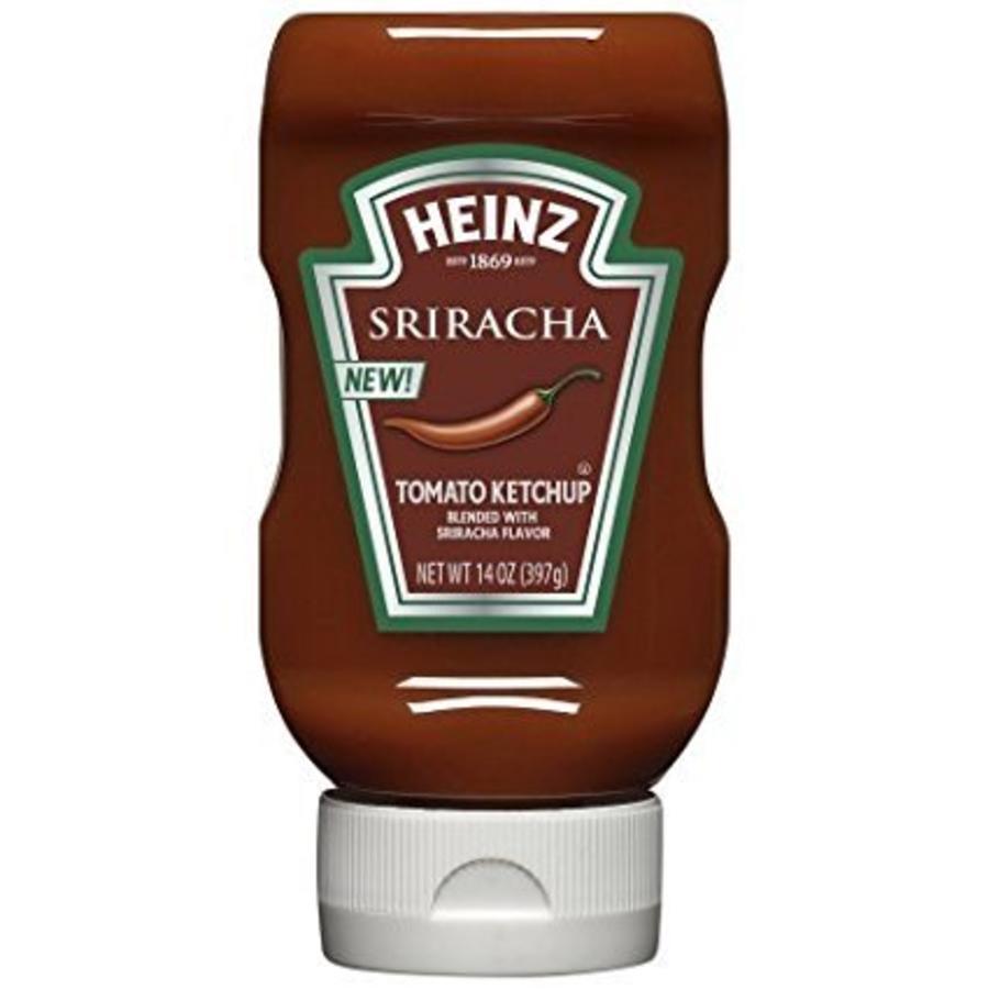 Sriracha Tomato Ketchup, 397g