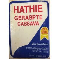 Geraspte Cassave, 1kg