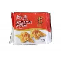 Wonton Pastry Deep Fry, 250g