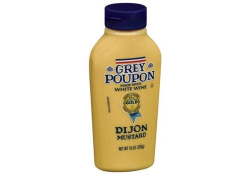 Grey Poupon Dijon Mustard, 283g