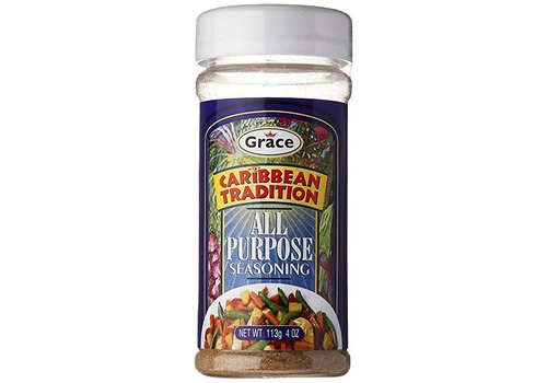 Grace Caribbean All Purpose Seasoning, 113g