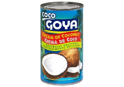 Goya Cream of Coconut, 445ml