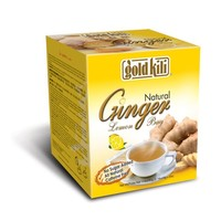 Natural Ginger Lemon Bag, 80g