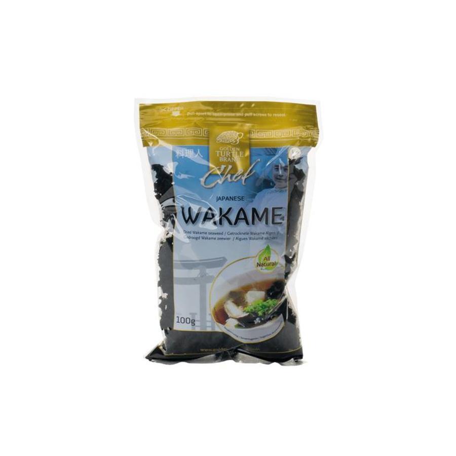 Gedroogde Wakame, 100g