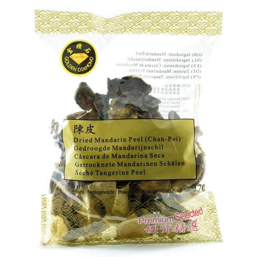 Dried Mandarin Peel, 170g