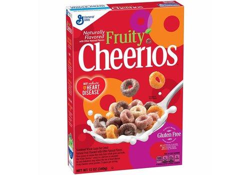 General Mills Fruity Cheerios, 340g