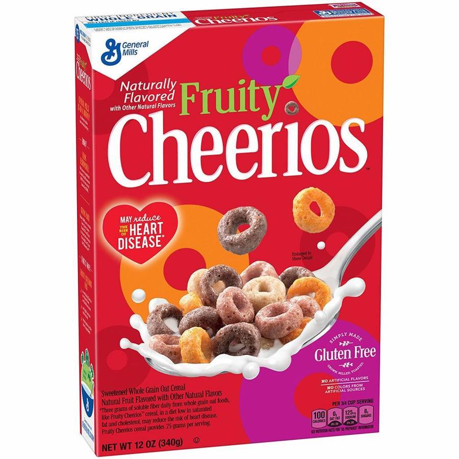 Fruity Cheerios, 340g