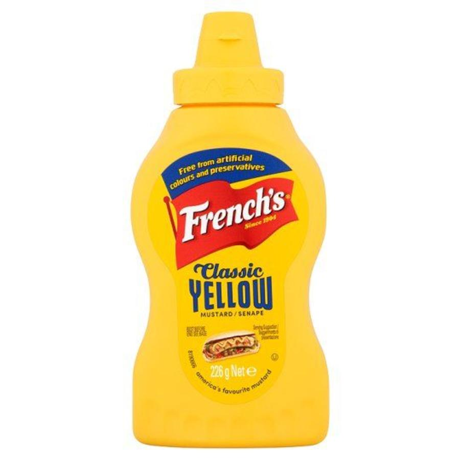Classic Yellow Mustard, 226g