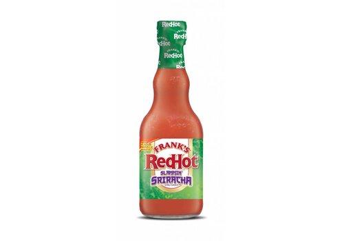 Frank's Red Hot Slammin Sriracha, 354ml