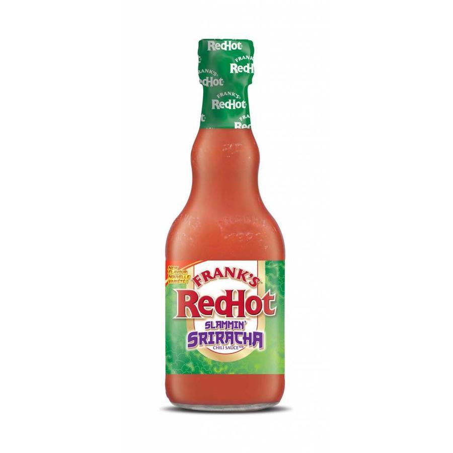Red Hot Slammin Sriracha, 354ml