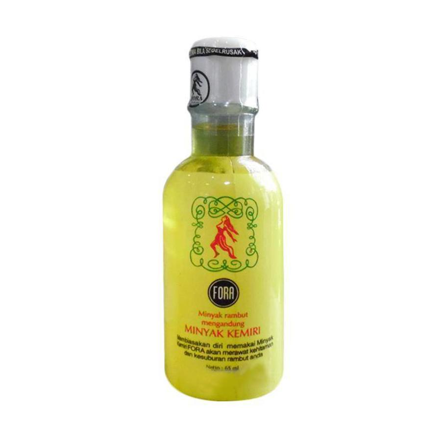 Fora Candlenut Oil, 65ml