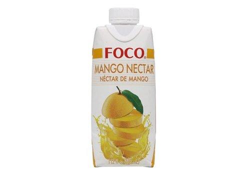 Foco Mango Nectar, 330ml