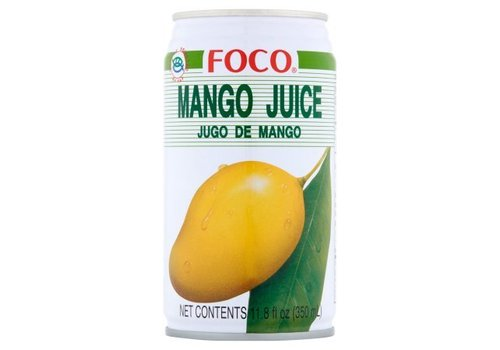 Foco Mango Juice, 350ml