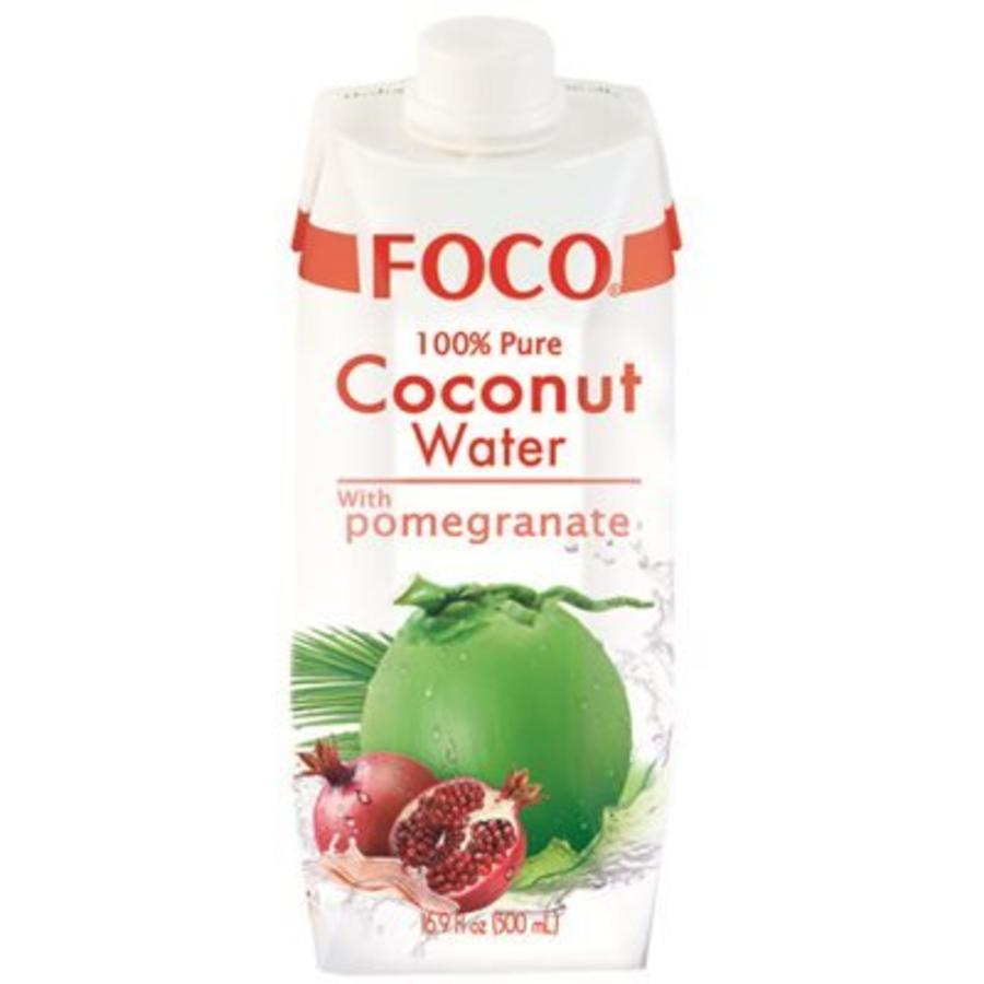 Coconut Water with Pomegranate, 500ml
