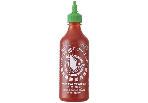 Flying Goose Sriracha Chilli Sauce, 455ml