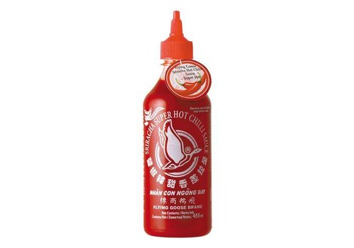 Flying Goose Sriracha Chilli Sauce Extra Spicy, 455ml