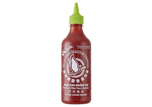 Flying Goose Lemongrass Sriracha, 455ml