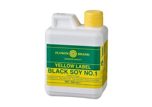 Yellow Label Black Soy, 500ml