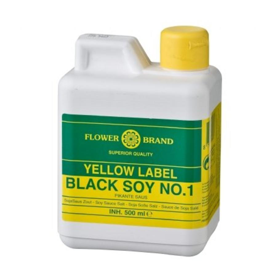 Yellow Label Black Soy, 500ml