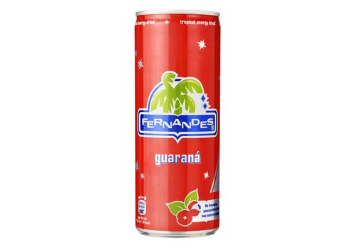 Fernandes Guarana, 250ml